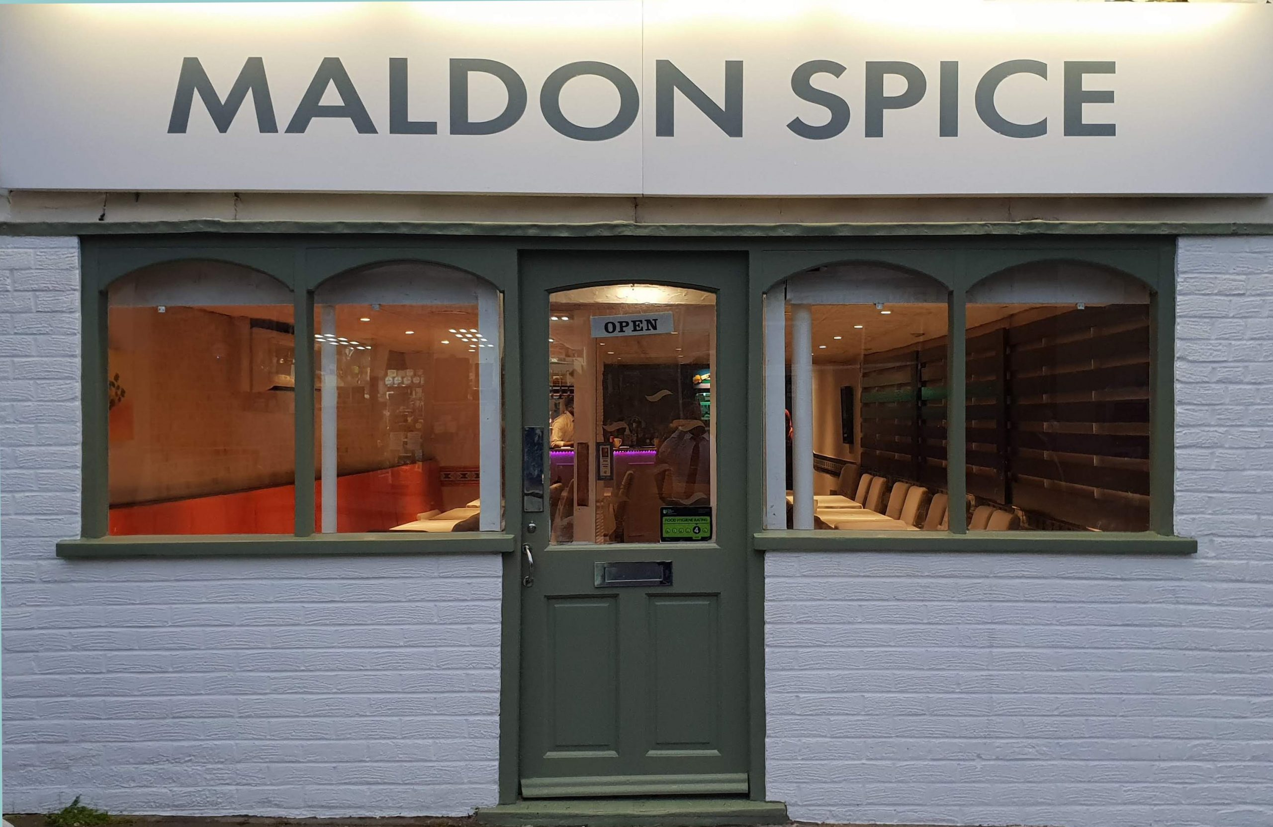 Maldon get's more spice in their lives!
