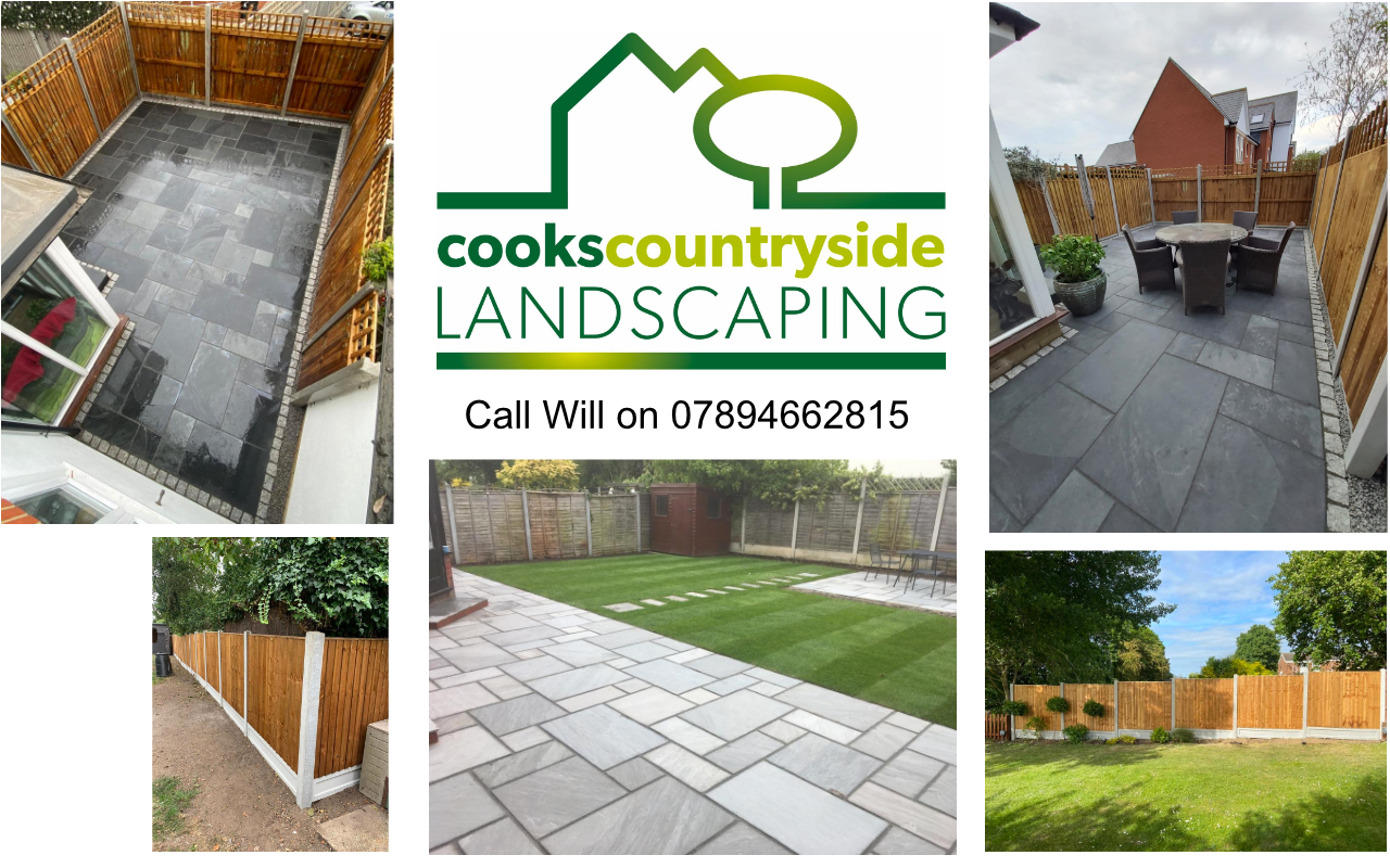 Cooks Countryside Landscaping